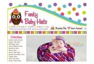 Funkybabyhats Coupon Codes December 2018