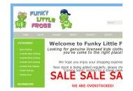 Funkylittlefrogs Au Coupon Codes June 2019