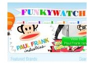 Funkywatch Uk Coupon Codes August 2018