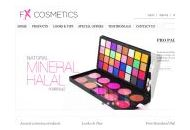 Fxcosmetics Uk Coupon Codes February 2019