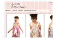 Galettechildrensapparel Coupon Codes January 2019