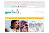 Gandzee Coupon Codes May 2021