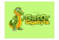 Gatorgigabyte Coupon Codes July 2021