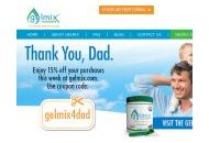 Gelmix Coupon Codes July 2018