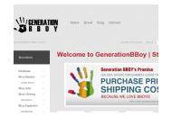 Generationbboy Coupon Codes October 2018