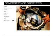 Generation Of Dreamers Coupon Codes January 2019
