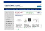 Georgiapapersystems Coupon Codes January 2019