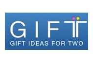 Giftideasfortwo Coupon Codes December 2020