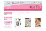 Giftswomenwant Uk Coupon Codes May 2019