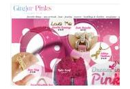 Gingerpinks Coupon Codes February 2020