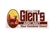 Glen's Outdoors Coupon Codes July 2018