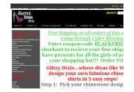 Glitzydixie Coupon Codes November 2020