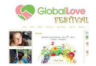Globallovefestival Coupon Codes March 2019