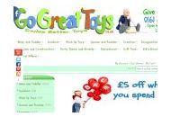 Gogreattoys Uk Coupon Codes October 2020