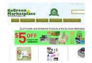 Gogreenmarketplace Coupon Codes March 2018