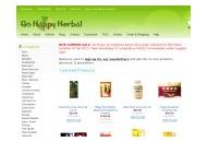 Gohappyherbal Coupon Codes March 2018