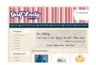 Golflady Coupon Codes January 2019