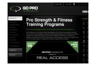 Goproworkouts Coupon Codes June 2018