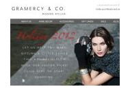 Gramercyandco Coupon Codes October 2018