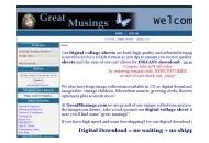 Greatmusings Coupon Codes October 2020