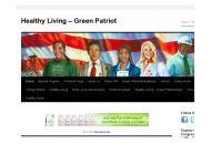 Greenpatriotism Coupon Codes January 2021