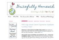 Gricefullyhomeschooling Coupon Codes May 2021