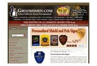 Grat Gifts For Great Groomsmen Coupon Codes May 2018
