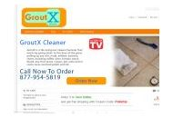 Groutxcleaner Coupon Codes January 2019