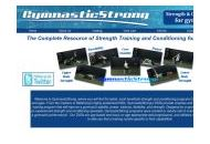 Gymnasticstrong Coupon Codes December 2018