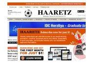 Haaretz Coupon Codes October 2021
