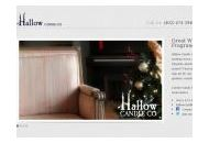 Hallowcandle Coupon Codes February 2018