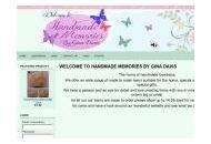 Handmadememoriesbyginadavis Uk Coupon Codes June 2018