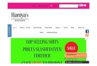 Haniyas Coupon Codes July 2020
