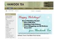 Hankooktea Coupon Codes December 2018
