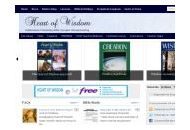 Heart Of Wisdom Coupon Codes January 2020