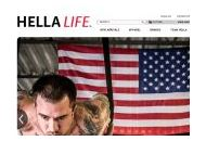 Hellalife Coupon Codes March 2018