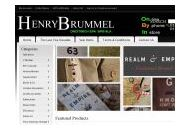 Henrybrummel Coupon Codes December 2017