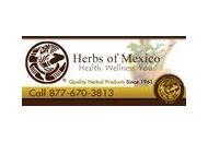 Herbs Of Mexico Coupon Codes January 2019