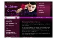 Hiddencurves Coupon Codes December 2018