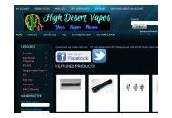 Highdesertvapes Coupon Codes September 2020