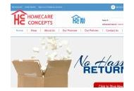 Homecareconcepts Coupon Codes July 2020