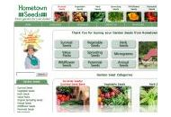 Hometownseeds Coupon Codes September 2021