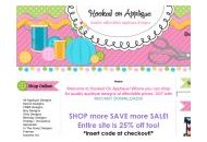 Hookedonapplique Coupon Codes June 2019