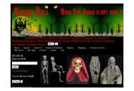 Horror-hall Coupon Codes December 2018