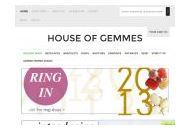Houseofgemmes Coupon Codes March 2018