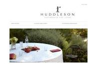 Huddlesonlinens Coupon Codes August 2018