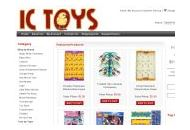 Ictoys Coupon Codes January 2019