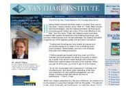 Van Tharp Institute Coupon Codes September 2020