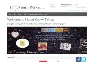 Ilovekookythings Uk Coupon Codes April 2021