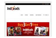 Indireads Coupon Codes June 2018